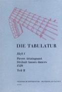 18 Basses Dances 1529 Livre 5 - Vol.II laflutedepan.com