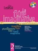 La Flûte Imaginative Volume 2 Eric Ledeuil Partition laflutedepan.com