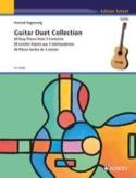 Guitar Duet Collection Konrad Ragossnig Partition laflutedepan.com