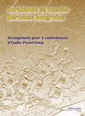 Sarabande et Berceuse Hongroise HAENDEL Partition laflutedepan.com