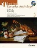 Baroque Recorder Anthology Volume 3 Partition laflutedepan.com