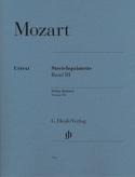 Quintettes à cordes, volume 3 MOZART Partition laflutedepan.com