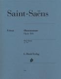 Sonate pour Hautbois Op. 166 Camille Saint-Saëns laflutedepan.com