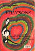 Poly'sons - Martine Herviou - Partition - laflutedepan.com