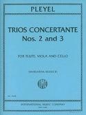 Trios Concertants N° 2 En Ré Maj. et N° 3 En Fa Maj. laflutedepan.com