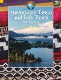 Argentinian Tango And Folk Tunes For Violon laflutedepan.com