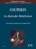 Les Baricades Misterieuses - François Couperin - laflutedepan.com