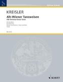 Alt Weiner Tanzweisen - trio Fritz Kreisler Partition laflutedepan.com