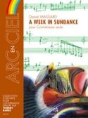 A Week In Sundance - Daniel Massard - Partition - laflutedepan.com