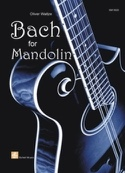 Bach For Mandolin olivier Waitze Partition laflutedepan.com