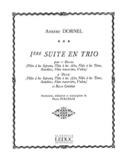 1ère Suite en Trio Dornel Antoine / Poulteau laflutedepan.com