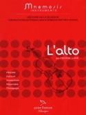 L'alto (Collection Mnemosis) - Fredéric Lainé - laflutedepan.com