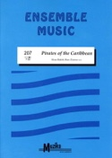 Pirates Of the Caribbean - Partition - laflutedepan.com