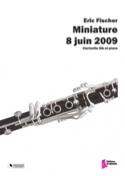 Miniature 8 Juin 2009 Eric Fischer Partition laflutedepan.com