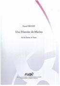 Une Histoire de Marins - Clarinette et Piano - laflutedepan.com