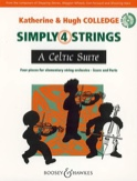 Simply 4 Strings - A Celtic Suite Rom Partition laflutedepan.com