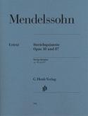Quintettes à Cordes Opus 18 et 87 - laflutedepan.com