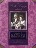 12 Baroque Masterpieces Volume 5 Partition laflutedepan.com