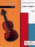 L' Alto à L'opéra Maria-Eugenia Maffi Partition laflutedepan.com