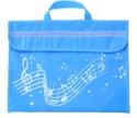 Cartable à Musique - Bleu Clair - Accessoire - laflutedepan.com