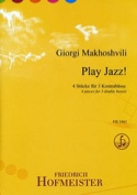 Play Jazz ! Giorgi Makhoshvili Partition laflutedepan.com