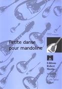 Petite Danse pour Mandoline Marc Brunel Partition laflutedepan.com
