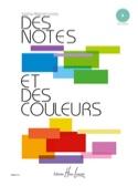 Des Notes et des Couleurs Sophie Allerme-Londos laflutedepan.com