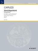 Quintette A Cordes Opus 3 N°6 en Sol Majeur laflutedepan.com