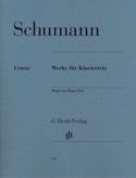 Oeuvres pour Trio avec Piano - Robert Schumann - laflutedepan.com