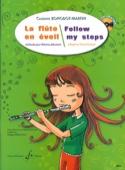 La Flûte en éveil Claudine Bonodot-Martin Partition laflutedepan.com