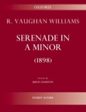 Serenade en la mineur 1898 Williams Ralph Vaughan laflutedepan.com