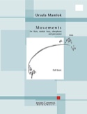 Movements - Ursula Mamlok - Partition - Quatuors - laflutedepan.com