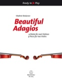 Beautiful Adagios Partition Violon - laflutedepan.com