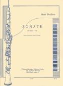 Sonate pour Hautbois et Piano - Henri Dutilleux - laflutedepan.com