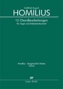 12 Choralbearbeitungen für Orgel und Melodieinstrument - laflutedepan.com