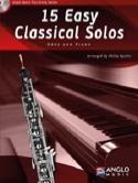 15 Easy classical solos - Partition - Hautbois - laflutedepan.com