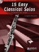 15 Easy classical solos Partition Clarinette - laflutedepan.com