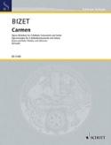 Carmen BIZET Partition Trios - laflutedepan.com