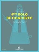 4ème Solo de concerto Emile Cousin Partition Alto - laflutedepan.com