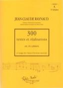 300 Textes et Réalisations - Volume 8 : Textes laflutedepan.com