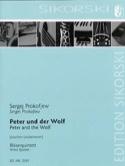 Pierre et le Loup - Quintette à Vents Serge Prokofiev laflutedepan.com