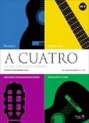 A Cuatro - Music For 4 Guitars - Volume 2 Partition laflutedepan.com