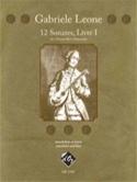 12 Sonates pour mandoline et basse Volume 1 - laflutedepan.com