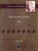 OX - François Rossé - Partition - Mandoline - laflutedepan.com