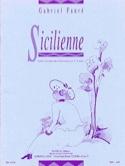 Sicilienne op. 78 - Violon ou Cello Gabriel Fauré laflutedepan.com