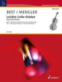 Leichte Cello-Etüden Volume 1 Partition laflutedepan.com