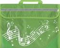 Cartable à Musique - Vert - Accessoire - Accessoire - laflutedepan.com