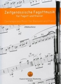 Contemporary Music for Bassoon and piano Partition laflutedepan.com