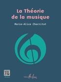 Théorie de la musique - CHARRITAT - Partition - laflutedepan.com