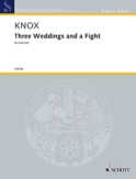 Three Weddings and a Fight - Garth Knox - Partition - laflutedepan.com
